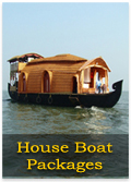 Kerala House Boat Tour Packages