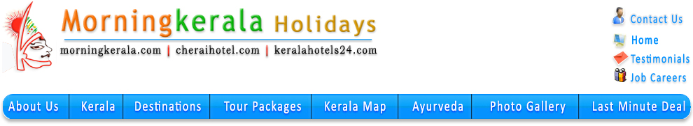 budget tour packages to major sightseeing destinations in Kerala